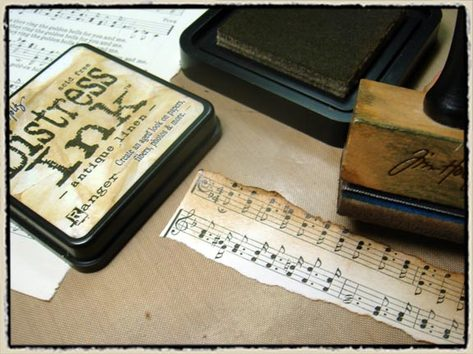 12 Tags Of Christmas Day 10 Tim Holtz