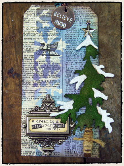 12 Tags Of Christmas Day 11 Tim Holtz
