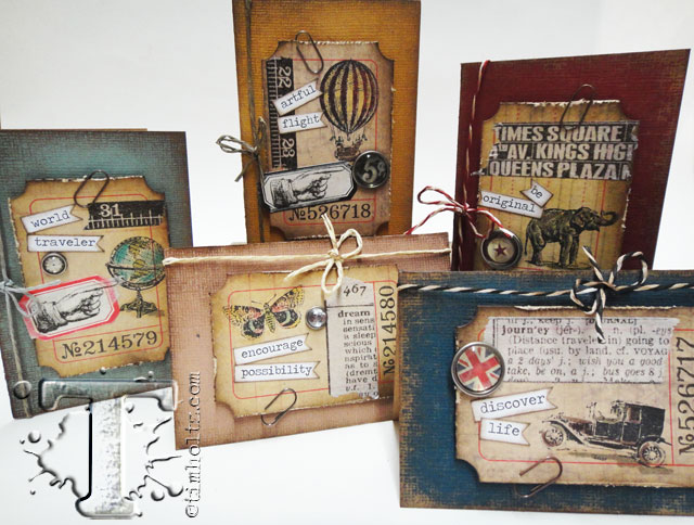 stamptembercards