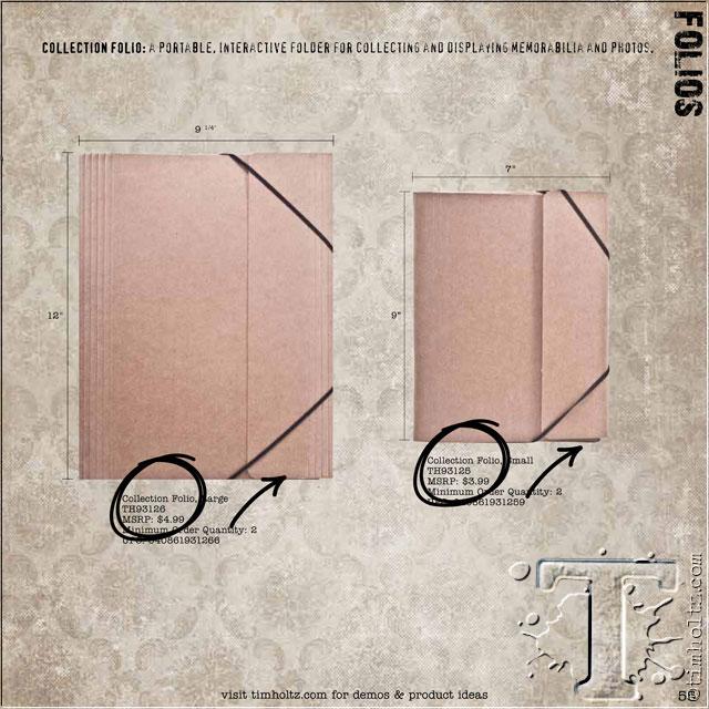 Tim Holtz - Idea-ology TH_CATALOG-55