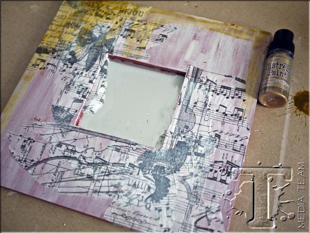Home Mixed Media Decor | www.timholtz.com