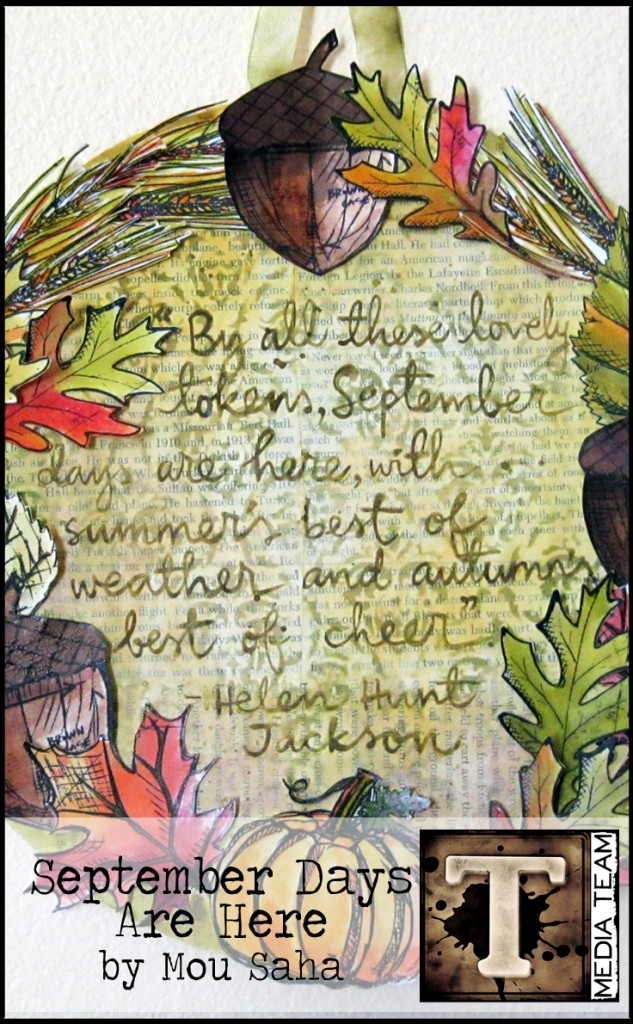 September Days Are Here by Mou Saha | www.timholtz.com