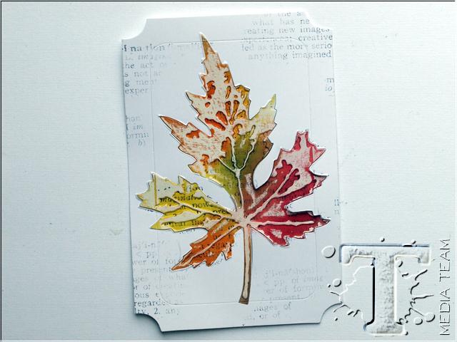 Autumn Accordion Booklet by Anna-Karin Evaldsson | www.timholtz.com