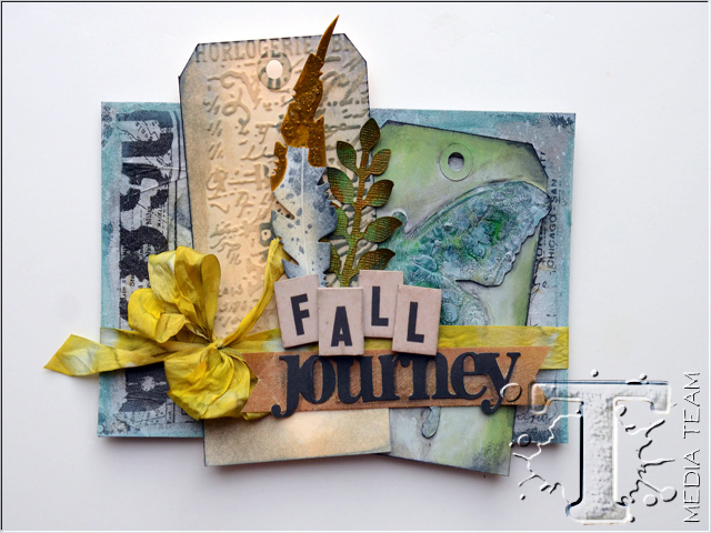 Fall Journey Mini Book by Vicki Boutin | www.timholtz.com