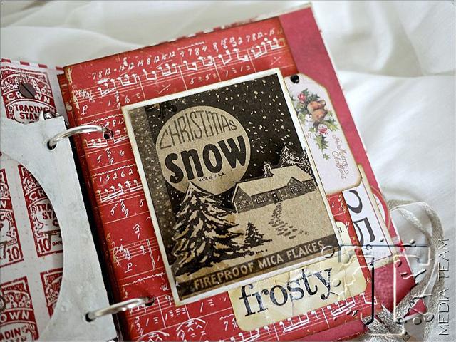 Handmade Christmas Book by Aida Haron   www.timholtz.com