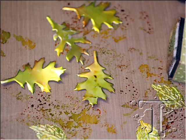 Sugar Crackle Glazed Votives by Tammy Tutterow | www.timholtz.com