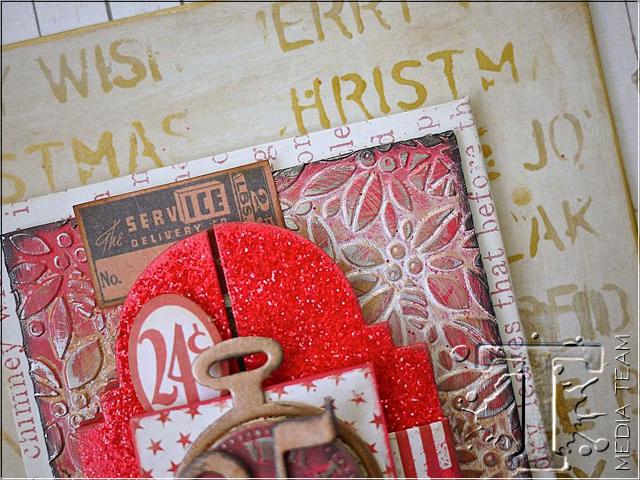Holiday Decor Panel by Aida Haron | www.timholtz.com