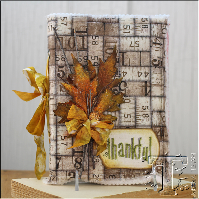 Thankful Gratitude Journal by Tammy Tutterow | www.timholtz.com