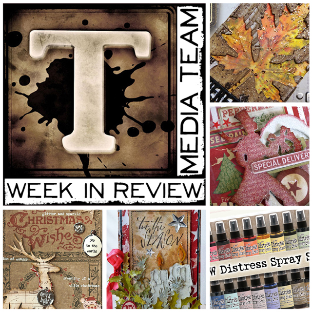 Week in Review November 8 | www.timholtz.com