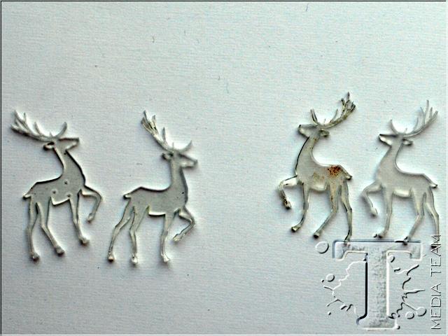 Winter Scene Shadowbox by Anna-Karin Evaldsson | www.timholtz.com