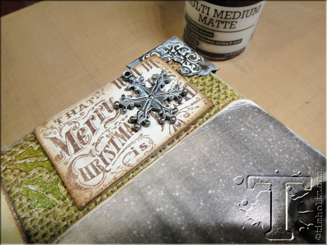 Holiday Merriment by Tim Holtz | www.timholtz.com