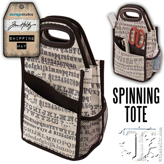 SPINNINGTOTE