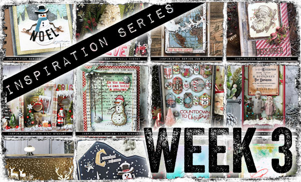 2017 inspiration series: holiday week 3