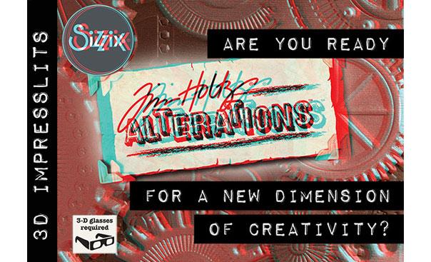 3D impresslits available now:
